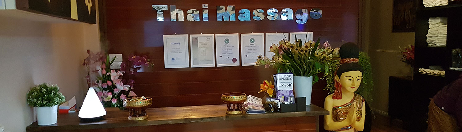 Ban Butsaba Thai Massage Mascot and Rosebery